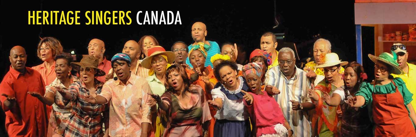 Heritage Singers Canada